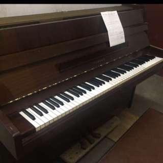 Yamaha 鋼琴 piano