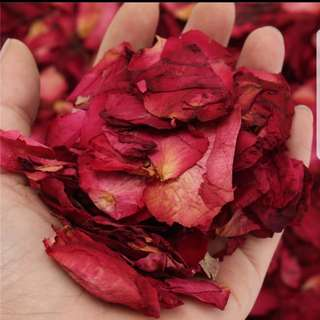 Dried Rose Petals 25gms