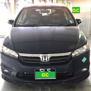 Honda Stream RENTING CHEAPEST RENT FOR Grab/Uber