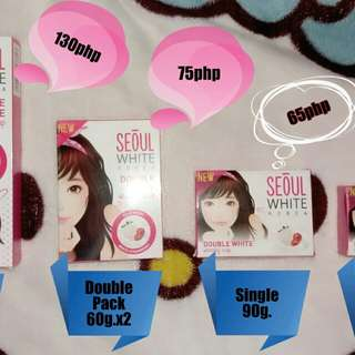 SEOUL WHITE KOREA SOAP & CREAM