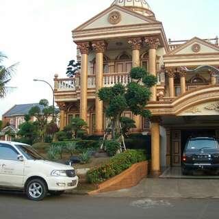Dijual Rumah Full Furnish Kota Wisata (nego)