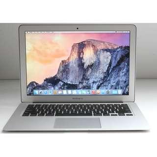 Apple Macbook Air 2013 13 Inch Laptop