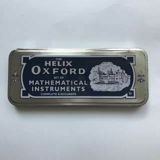 Oxford Mathematical Set / Set square