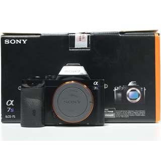 Sony A7S Mirrorless Body Only (SC 4k) Boxset