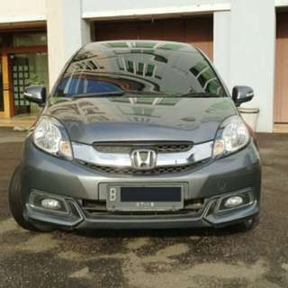 HONDA MOBILIO E CVT 2018 BRIO CR-V HR-V BR-V CIVIC JAZZ HRV CRV BRV S E RS MT AT CVT PRESTIGE 2018