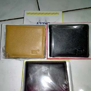 Dompet full kulit 3 in 1