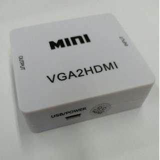 [包郵]VGA to HDMI 1080p Convertor