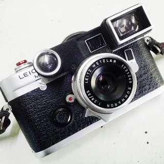 WTS : Leica M6 Classic + Leica Summaron 35/2