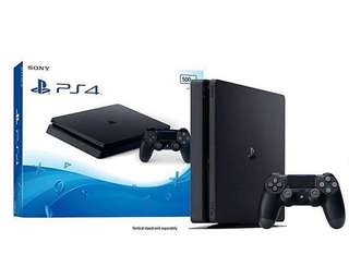 Brand New PS4 Slim with FIFA 18