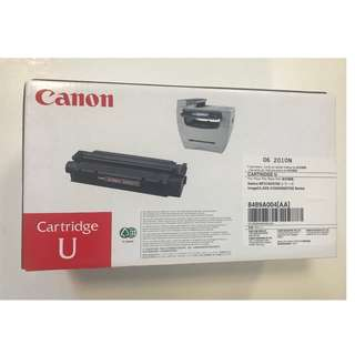 Canon Laserjet Ink Cartridge U