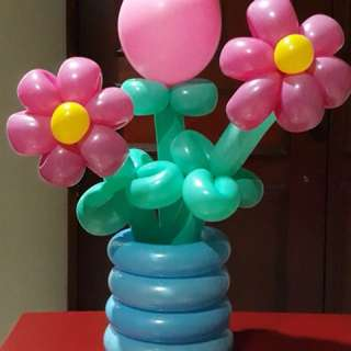 Balloon Sculpturing
