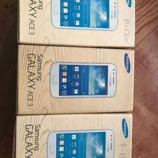 Samsung Galaxy Ace 3, LTE rom 8gb, original 100% new