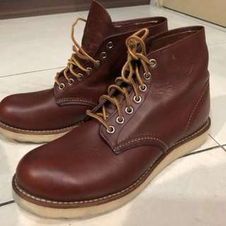 Red Wing 9105 Size US 7.5