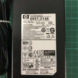 HP Printer Power Supply Adapter