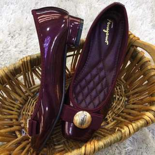 SALVATORE FERRAGAMO DOLL SHOES ,.,.,.,