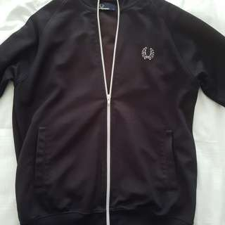 Fred Perry Track Jacket (Small)
