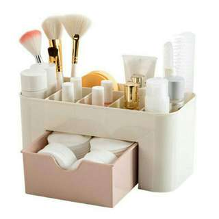 Cosmetic Organizer Office Storage Boxes Makeup Case Box