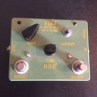 Full Metal Jacket Distortion. Hit me with a reasonable offer.This is a good unit