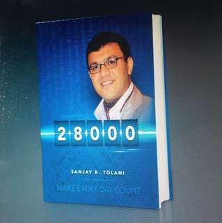 Sanjay R. Tolani 28,000 Make Everyday Count