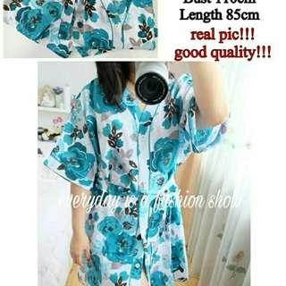 Ec Carousel Kimono Set kuning l atasan fahsion baju kimono baju tidur piyama setelan baju wanita