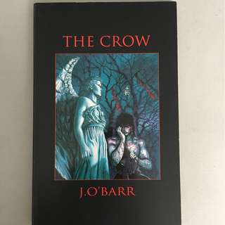 J O BARR The Crow