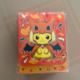 Pokemon TCG Deck Box (Pikazard)