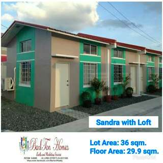 1 Bedroom RFO House and Lot in Tanza Cavite