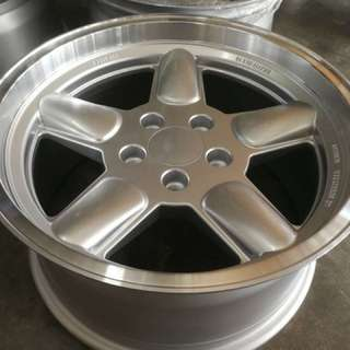 17 inch AC Schnitzer Type 3031A rare for BMW