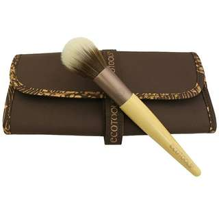 Ecotools's Collector Brush Roll & Multitasking Face Brush