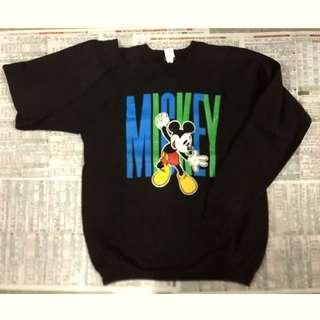 Mickey 米奇 Vintage 古著 衛衣