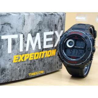 TIMEX EXPEDITION RUBBER