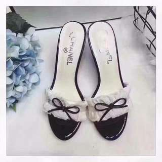Authentic Chanel High Heels
