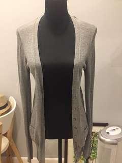 Zara gray cardigan