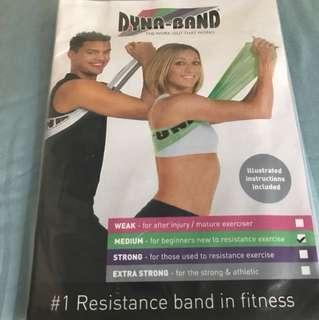 Dyna workout band