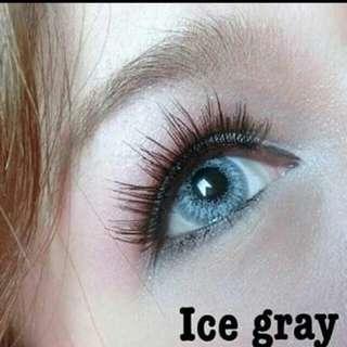 Softlens ice GRAY