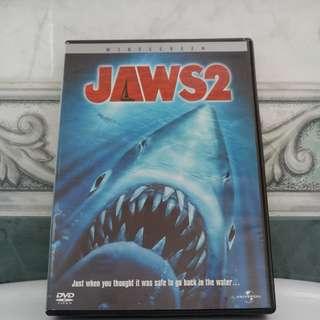 DVD Jaws 2