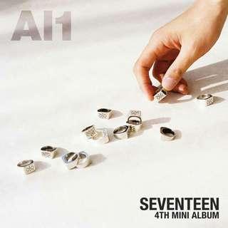 (PRE ORDER) Seventeen - Al1 Album