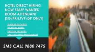 Job hiring now SG PR LTVP DP