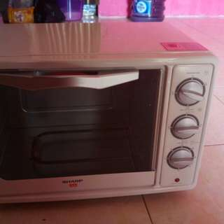 electric oven SHARP EO-18L (W)