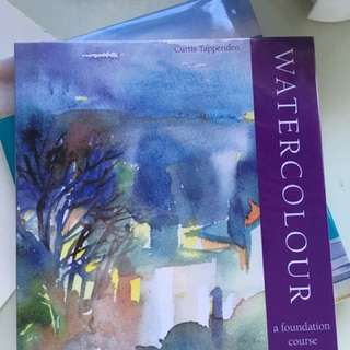 watercolor a foundation course book