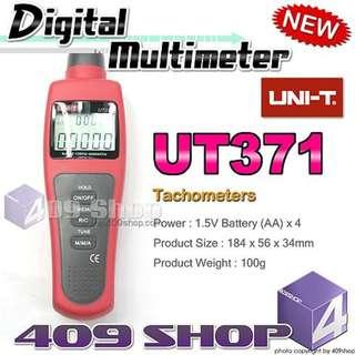 1 x UNI-T UT371非接觸式轉速計