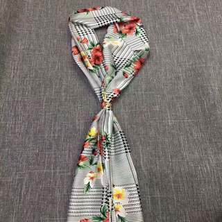 Houndstooth design Necktie for work