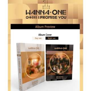Wanna One '0+1=1 (I promise you) album