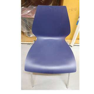Kartell Maui Navy Blue Colour Chair (2870.3M)  [Fixed Price]