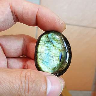 天然拉长石 NATURAL LABRADORITE