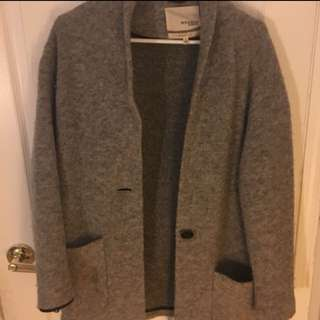 Wilfred Wool coat