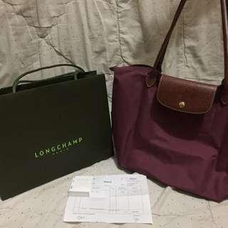 Longchamp le pliage authentic