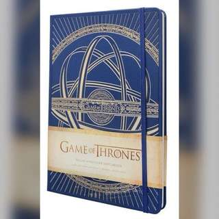 Game of Thrones Deluxe Hardcover Sketchbook - FIXED PRICE