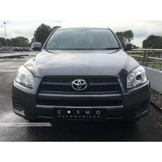Toyota RAV4 Auto 2.4