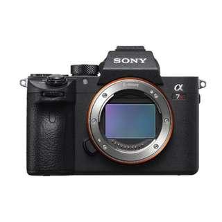 Sony A7Rlll A7R3 A7R Mark 3